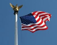 889868_eagle&Flag_flying