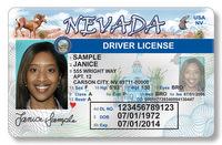 NV DMV license