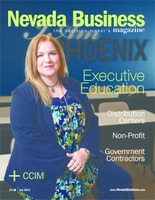 Nevada Business Magazine...with permission